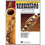 Essential Elements - Bb Bass Clarinet Book 1