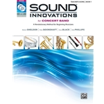 Sound Innovations 1 Eb Baritione Sax