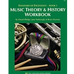 Standard of Excellence - Music History & Theory Workbook Book 3