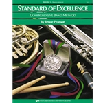 Standard of Excellence - Bass Clarinet Book 3
