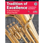 Tradition of Excellence Book 1 Baritone BC