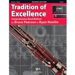 Tradition of Excellence Book 1 Bassoon
