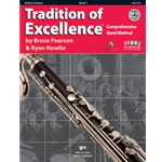 Tradition of Excellence Book 1 Bass Clarinet