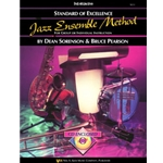 Standard of Excellence Jazz Method Book 1 - Alto Saxophone 1