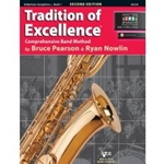 Tradition of Excellence Book 1 Bari Sax