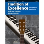 Tradition Of Excellence 2 Piano/Guitar Accompaniment