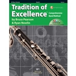 Tradition of Excellence  Book Book 3 Bass Clarinet