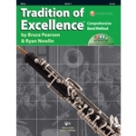 Tradition of Excellence  Book Book 3 Oboe