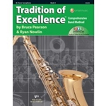 Tradition of Excellence Book 3 Tenor Saxophone