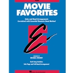 Movie Favorites Bass Clarinet