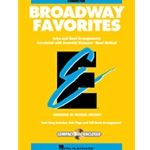 Broadway Favorites Bass Clarinet
