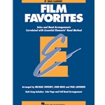 Film Favorites Bass Clarinet