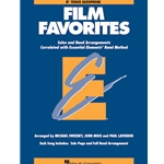 Essential Elements Film Favorites - Eb Baritone Sax