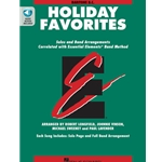 Essential Elements Holiday Favorites - Baritone BC
