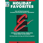 Essential Elements Holiday Favorites - Keyboard Percussion