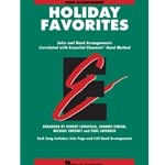 Essential Elements Holiday Favorites - Piano Accompaniment