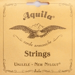 Aquila Baritone Uke Strings - GCEA set - high G
