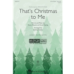 That's Christmas To Me 3-Part Mixed