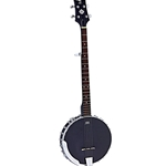 Ortega OBJE250 5 String Open Back Banjo w/PU + Bag