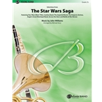 Selections from The Star Wars Saga by John Williams arr. Michael Story