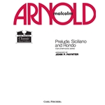 Prelude, Siciliano and Rondo by Malcolm Arnold