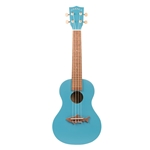 Kala Makala Shark Bridge Concert Ukulele Blue