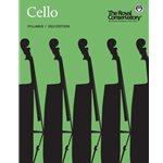 Cello Syllabus