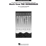 Music from THE INCREDIBLES by Michael Giacchino arr. Jay Bocook