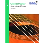 Guitar Repertoire and Etudes 5