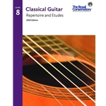 Guitar Repertoire and Etudes 8