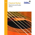 Preparatory Guitar Repertoire and Etudes