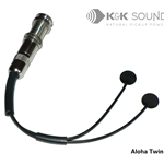K&K Sound Aloha Twin Ukulele Pickup