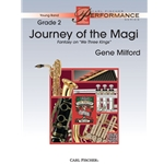 Journey of the Magi by Gene Milford