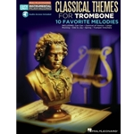Classical Themes For Trombone - Easy Instrumental Play - Along