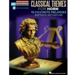 Classical Themes For Horn - Easy Instrumental Play - Along