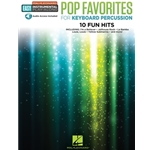 Pop Favorites for Keyboard Percussion - Easy Instrumental Play-Along