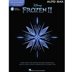 Frozen II for Alto Sax - Instrumental Play-Along
