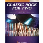 Classic Rock for Two Trombones - Easy Instrumental Duets