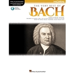 The Very Best of Bach for Horn - Instrumental Play-Along