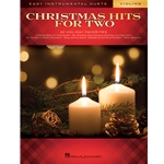 Christmas Hits for Two Violins - Easy Instrumental Duets