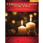 Christmas Hits for Two Alto Saxophones - Easy Instrumental Duets