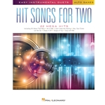 Hit Songs for Two Alto Saxophones - Easy Instrumental Duets