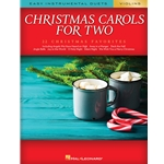 Christmas Carols for Two Violins - Easy Instrumental Duets