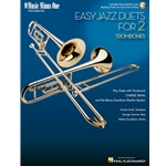 Easy Jazz Duets for Two Trombones and Rhythm Section