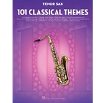 101 Classical Themes for Tenor Saxophone