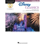 Disney Classics for Violin - Instrumental Play-Along Pack