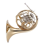 John Packer - Rath Double French Horn Bb/F in Lacquer