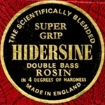 Hidersine SuperGrip Bass Rosin