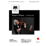 A Puppet's Dream (SATB) by Darius Lim