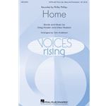Home (SATB) by Greg Holden & Drew Pearson arr. Tom Anderson